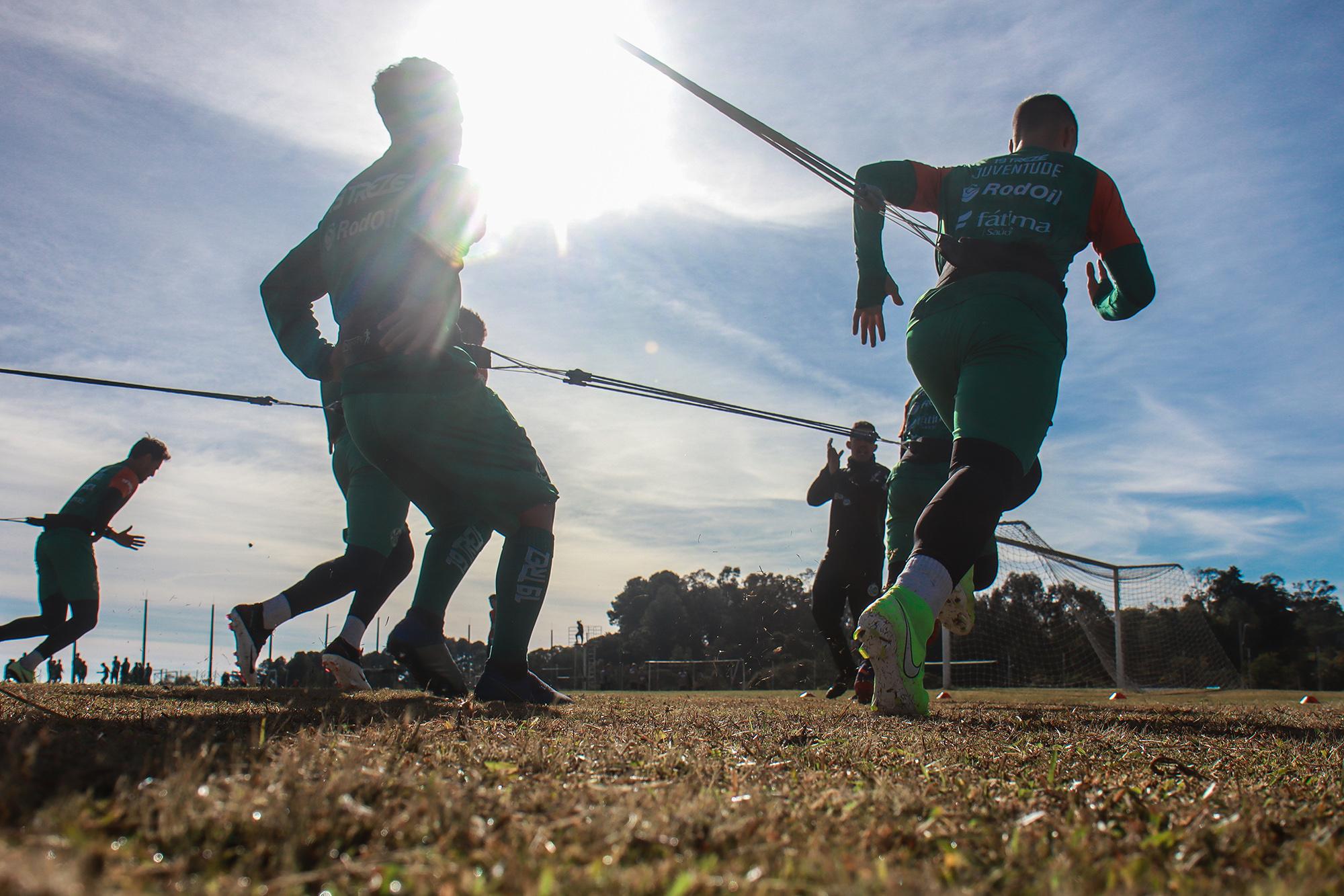Refinaria de Atletas – 1ª edição do processo seletivo para o futebol masculino 2021