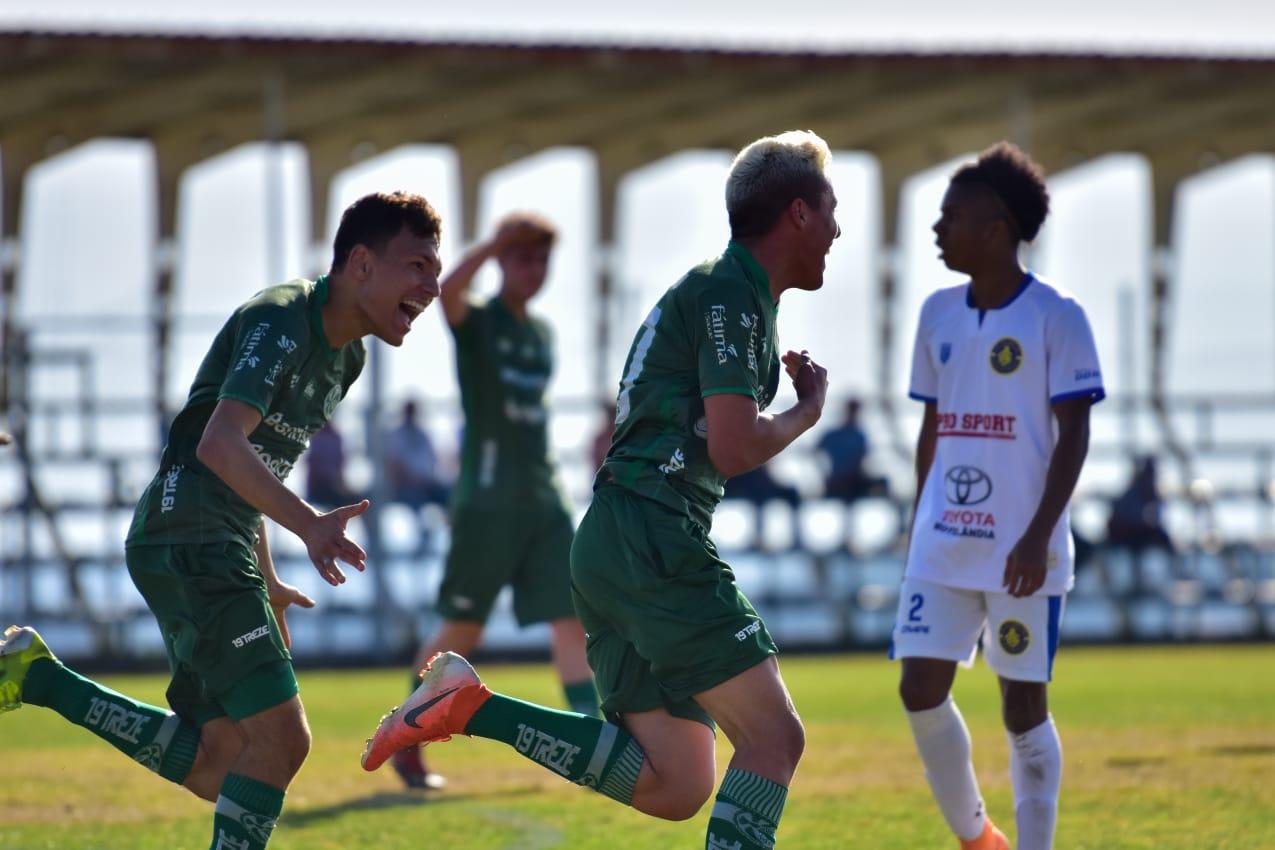 Sub-17 vence e Sub-20 é superado pela Copa Água da Pedra