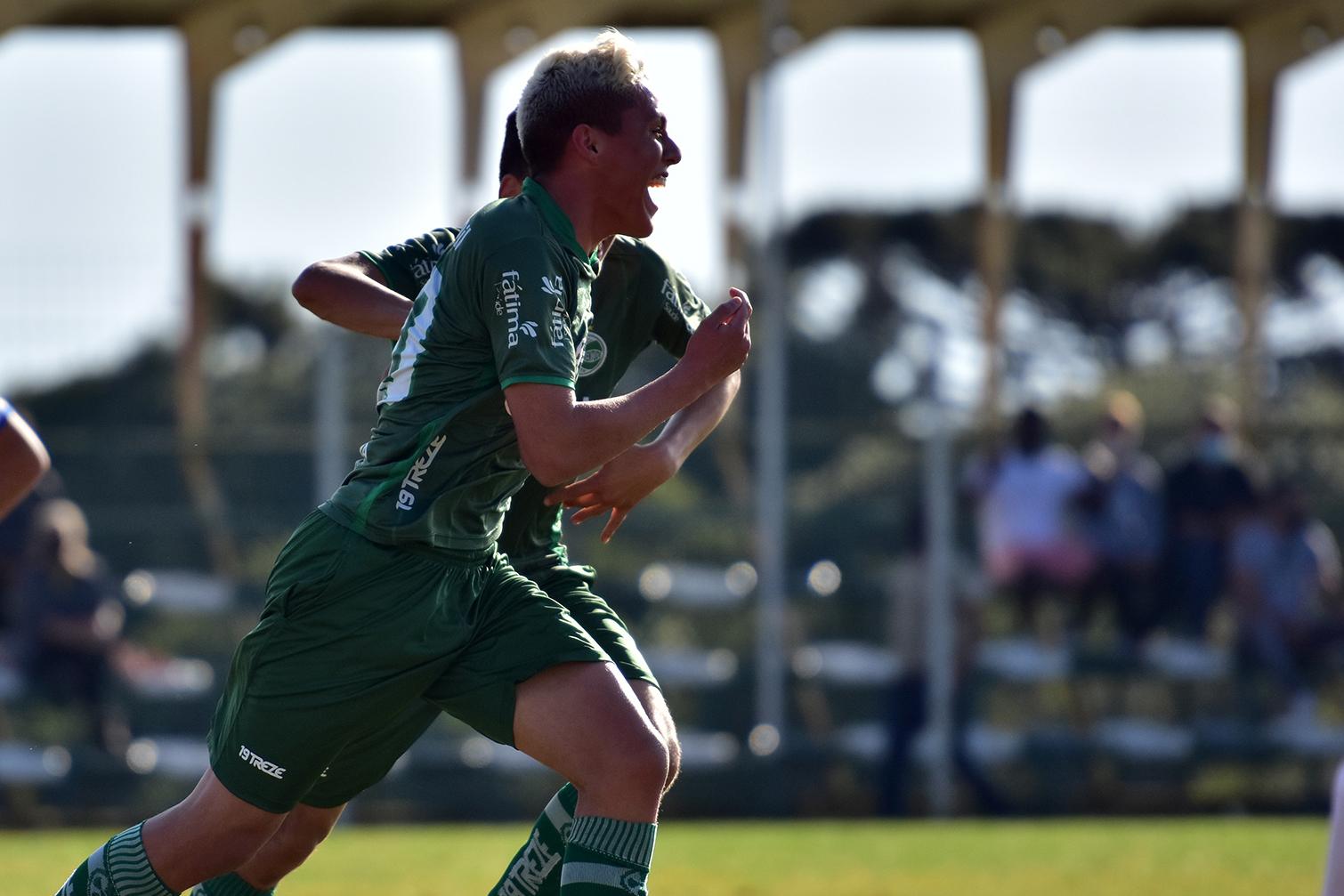 Sub-15 estreia com vitória na Liga Serrana