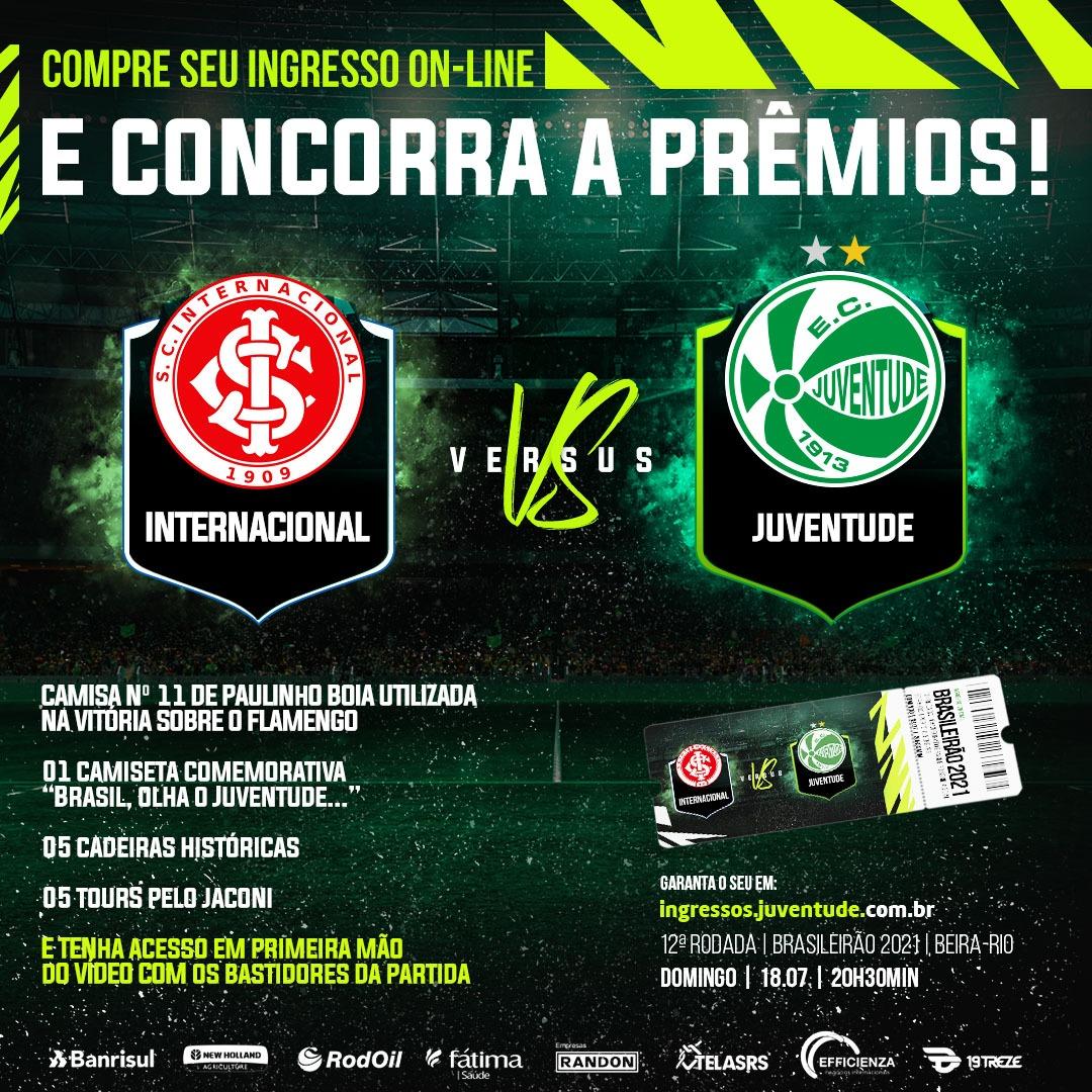 Adquira seu ingresso virtual e concorra a camisa utilizada por Paulinho Boia na partida contra o Flamengo