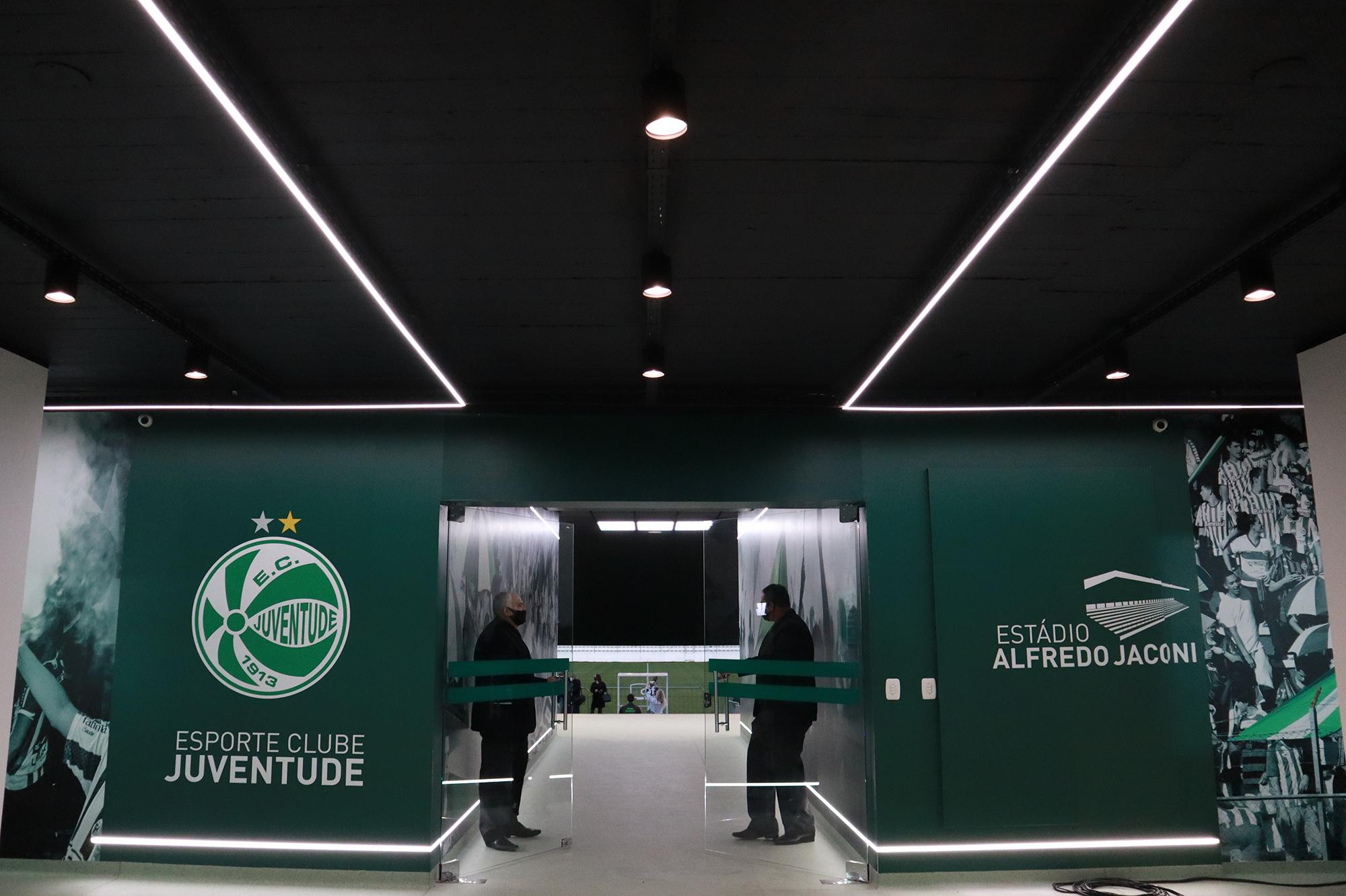 Confira os horários de visitação do memorial e do estádio Alfredo Jaconi