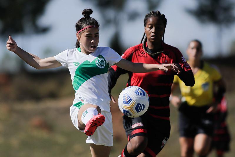Valeu, meninas! Esmeraldas encerram participação no Brasileirão sub-18