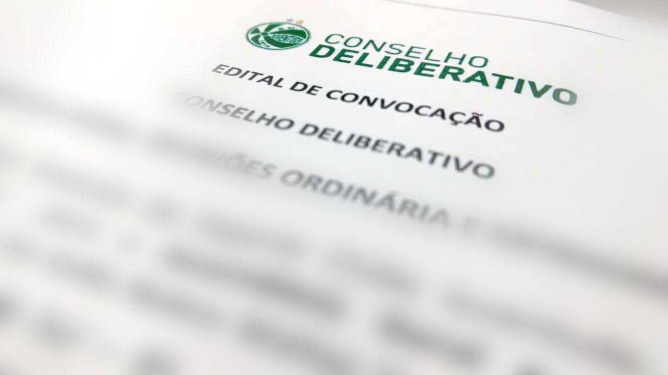 Conselheiros e Sócios Patrimoniais: participem da reunião do Conselho Deliberativo no dia 14 de setembro