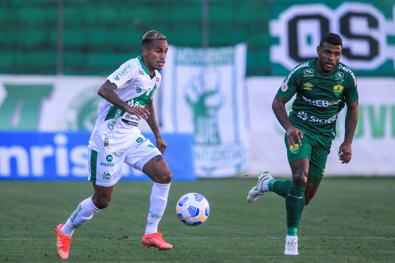 Juventude cria chances, briga até o final, mas é superado pelo Cuiabá no Jaconi